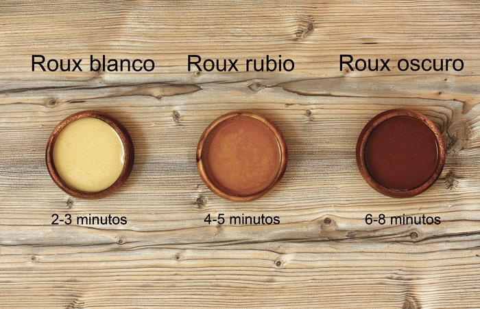 Qué es y cómo se hace un roux
