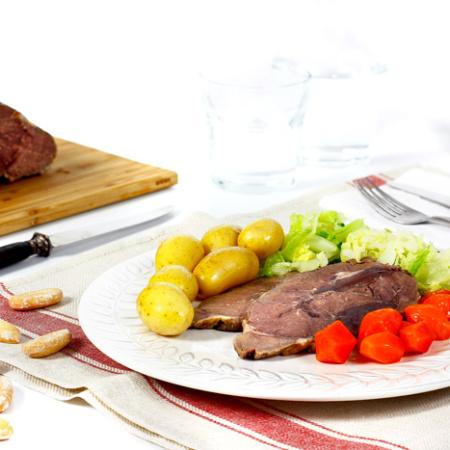 Corned beef. Receta para crock pot o slow cooker