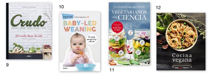 Veinte libros de cocina para regalar en Navidad