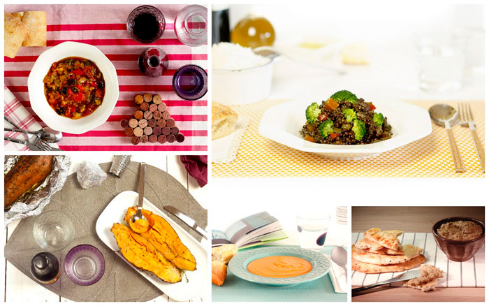 Diez recetas vegetarianas para crock pot o slow cooker