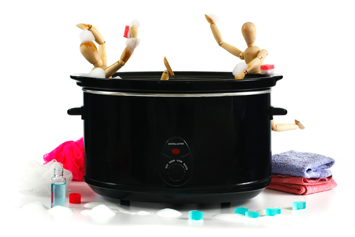 La Bañera. Cómo es y para qué sirve el slow cooker gigante de 8 litros