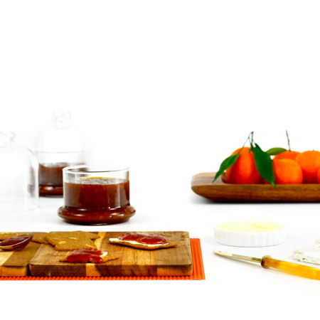 Mermelada de mandarina. Receta para crock pot o slow cooker