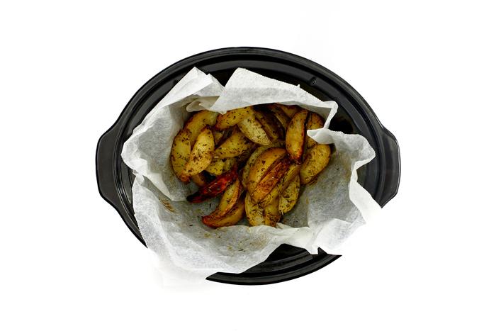Patatas gajo. Receta para crock pot o slow cooker
