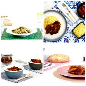 Menú semanal para cocinar en crock pot o slow cooker