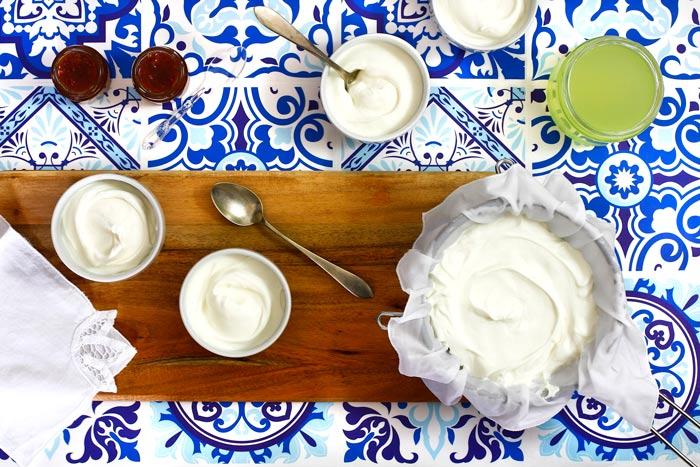 Yogur griego. Receta para crock pot o slow cooker