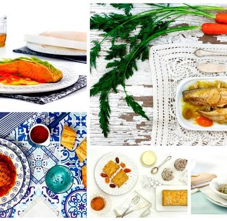 Diez recetas de pescados y mariscos para slow cooker II
