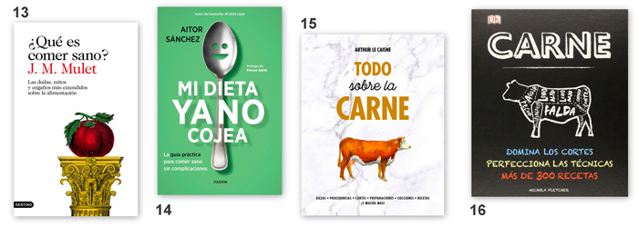 22 libros de cocina para regalar en Navidad | Selección de Crockpotting