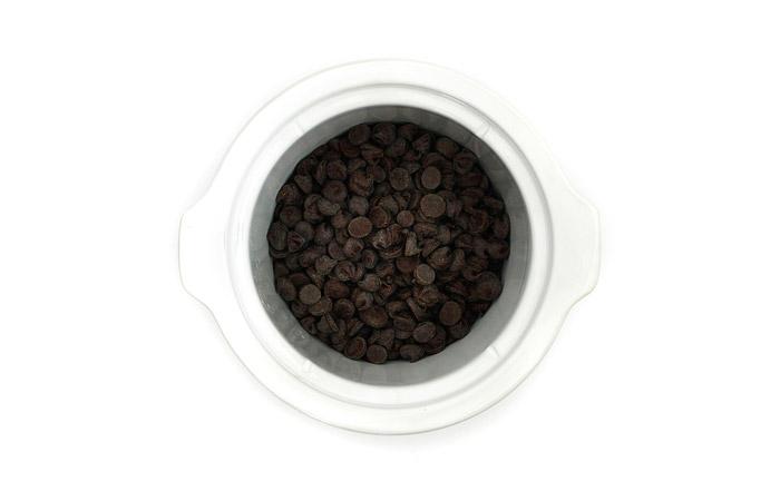 Chocolate negro cenital