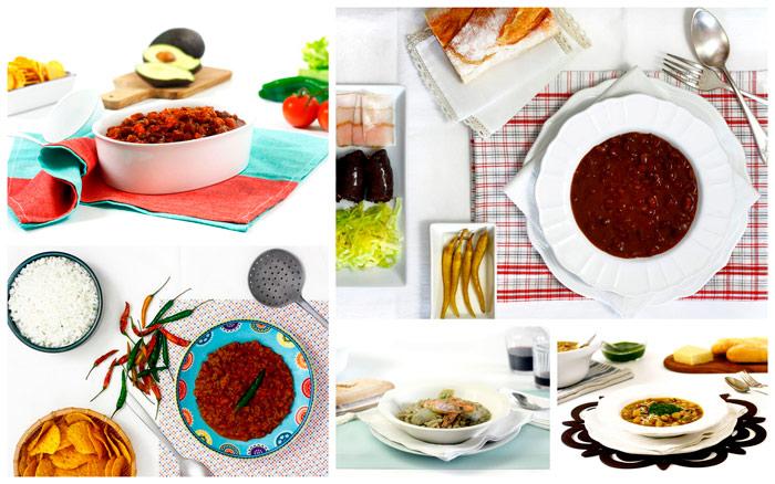 Legumbres y potajes. Diez recetas para crock pot o slow cooker