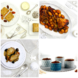 Menú para el día de Reyes con slow cooker
