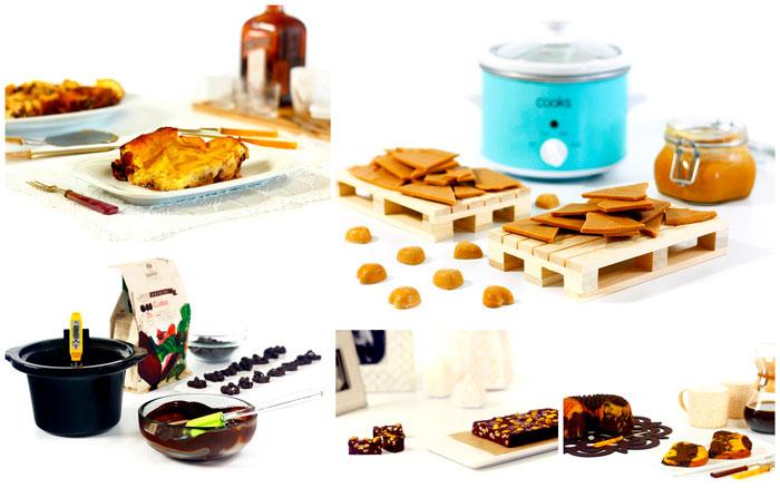 Diez recetas con chocolate para slow cooker II