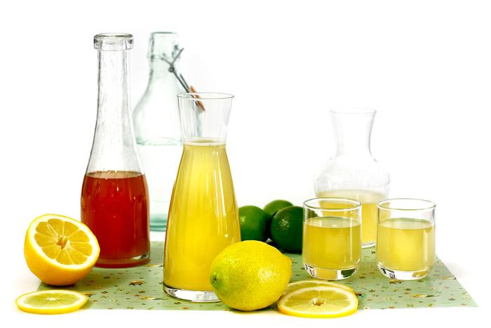 Sirope de limón