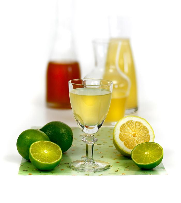 Sirope de limón. Receta para crock pot o slow cooker