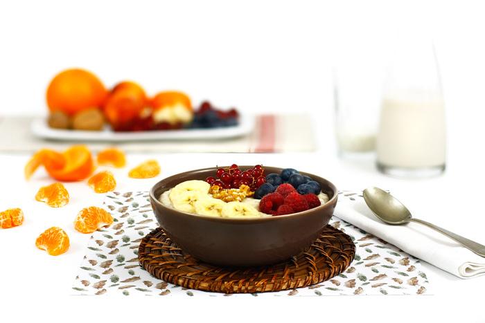 Porridge. Receta para crock pot o slow cooker