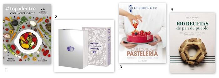 16 libros de cocina para regalar en Navidad