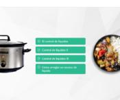 Curso De Iniciación A La Cocina Con Slow Cooker